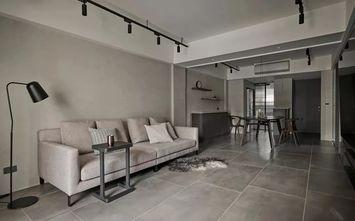 3万以下90平米现代简约风格客厅图片大全