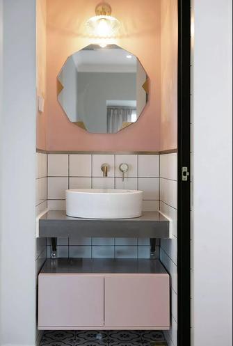 80平米三室两厅欧式风格卫生间设计图