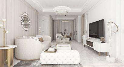 100平米欧式风格客厅装修图片大全