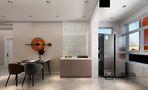 110平米四室三厅现代简约风格厨房效果图