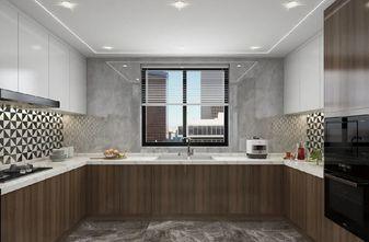5-10万120平米三现代简约风格厨房图