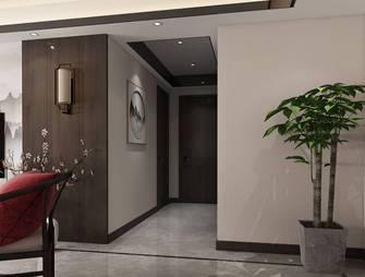 140平米四中式风格走廊欣赏图