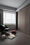 90平米三现代简约风格储藏室设计图