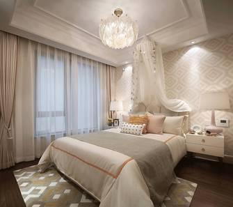 15-20万140平米四室两厅轻奢风格青少年房效果图
