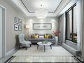 20万以上140平米复式中式风格阳光房效果图