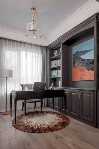 20万以上140平米四室两厅欧式风格书房装修案例
