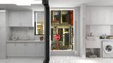 经济型140平米四室四厅中式风格厨房设计图
