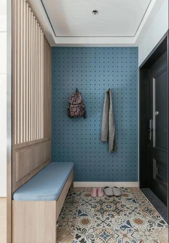15-20万100平米三室两厅地中海风格玄关图
