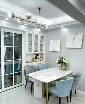 5-10万一室一厅欧式风格餐厅装修图片大全