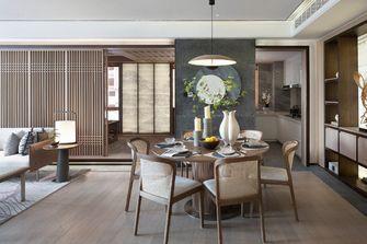 豪华型130平米三室两厅中式风格餐厅图