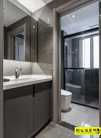 10-15万130平米三室两厅现代简约风格卫生间图片