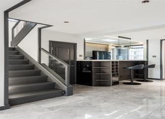 20万以上140平米三室两厅轻奢风格楼梯间装修案例