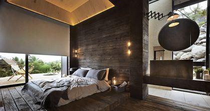 10-15万100平米三室一厅新古典风格卧室装修案例