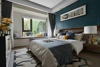 5-10万90平米三室一厅港式风格卧室图片