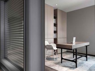 豪华型140平米四室两厅轻奢风格书房设计图