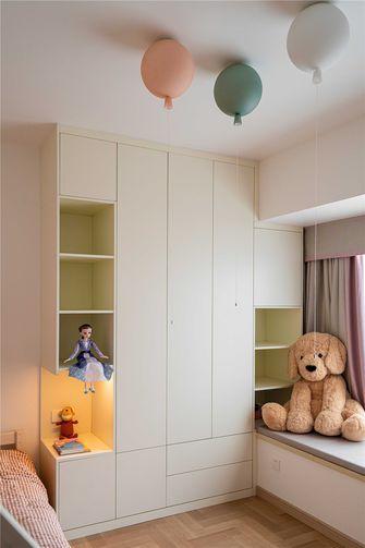 豪华型140平米三室两厅日式风格青少年房欣赏图