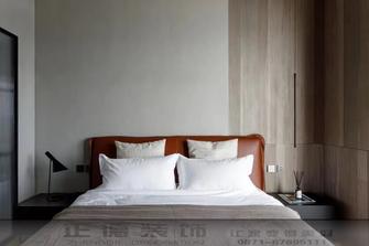 90平米复式工业风风格卧室装修案例