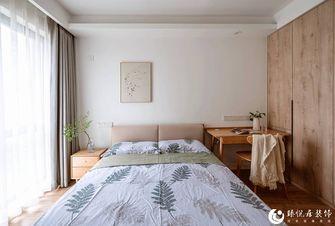 经济型90平米日式风格卧室图