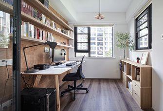 三日式风格书房装修效果图