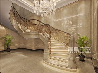 20万以上140平米别墅欧式风格楼梯间装修案例