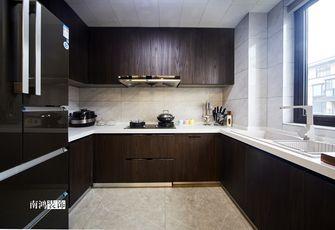 富裕型120平米四室两厅中式风格厨房效果图