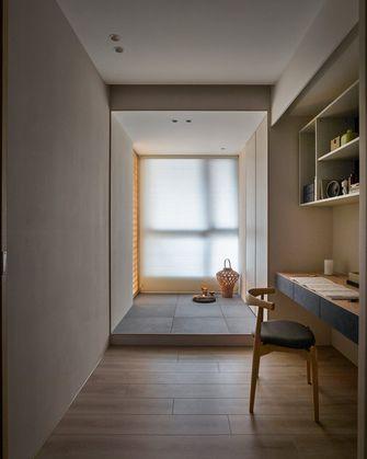3-5万120平米三室两厅日式风格书房图片大全