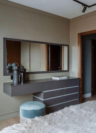 经济型60平米一居室混搭风格卧室图片大全