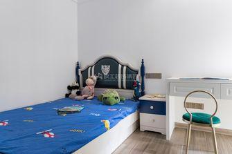 豪华型140平米三室两厅美式风格青少年房图片大全