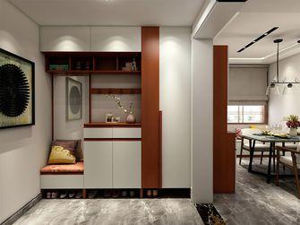 130平米三室两厅中式风格玄关欣赏图