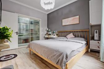 经济型60平米现代简约风格卧室图片大全