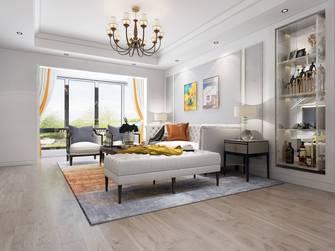 经济型140平米四现代简约风格客厅效果图