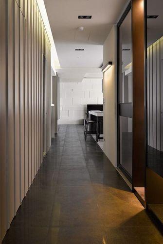 140平米三室两厅港式风格玄关图片大全