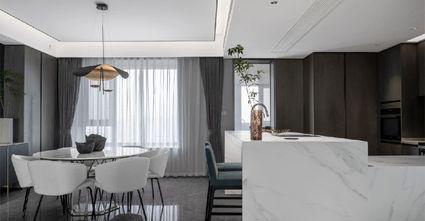 20万以上140平米四现代简约风格餐厅欣赏图
