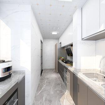 10-15万90平米三中式风格厨房装修案例