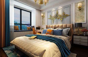 130平米四室两厅美式风格卧室装修图片大全