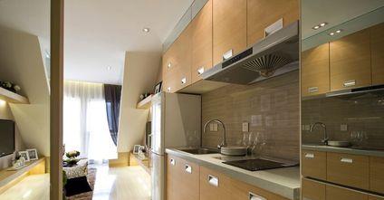 10-15万90平米英伦风格客厅设计图