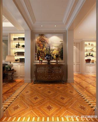 140平米四室两厅美式风格玄关效果图