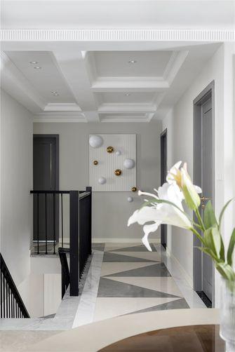 3万以下140平米美式风格走廊装修案例