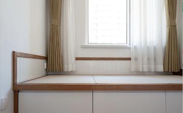 5-10万90平米三室一厅日式风格卧室图片大全