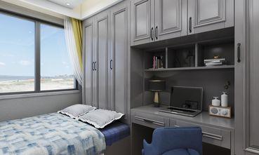 70平米一居室新古典风格卧室设计图