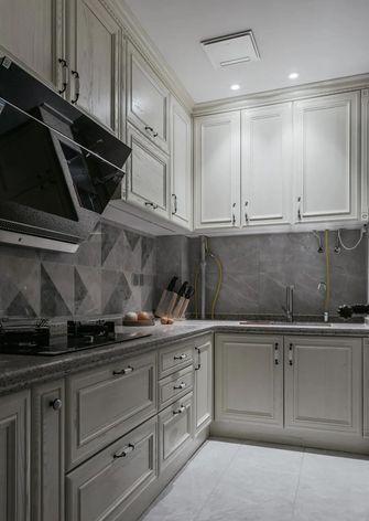 3-5万90平米三室两厅混搭风格厨房装修效果图