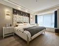 140平米四室一厅美式风格卧室效果图