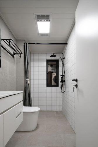 三室一厅北欧风格卫生间欣赏图