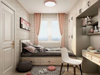 20万以上140平米三室一厅欧式风格书房设计图