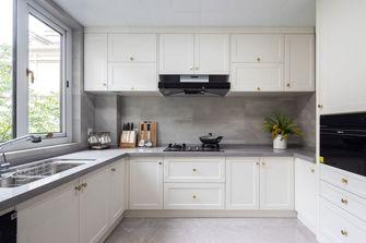 20万以上140平米复式美式风格厨房设计图