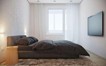 经济型100平米欧式风格卧室图片大全