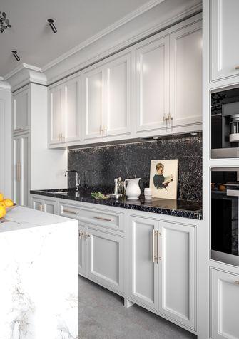 140平米三欧式风格厨房图