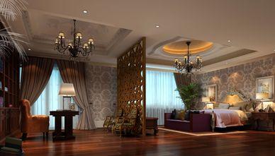 豪华型140平米公装风格客厅图片