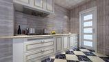 豪华型140平米复式美式风格厨房欣赏图