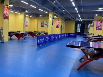 宣玮体育青少年乒乓球运动馆